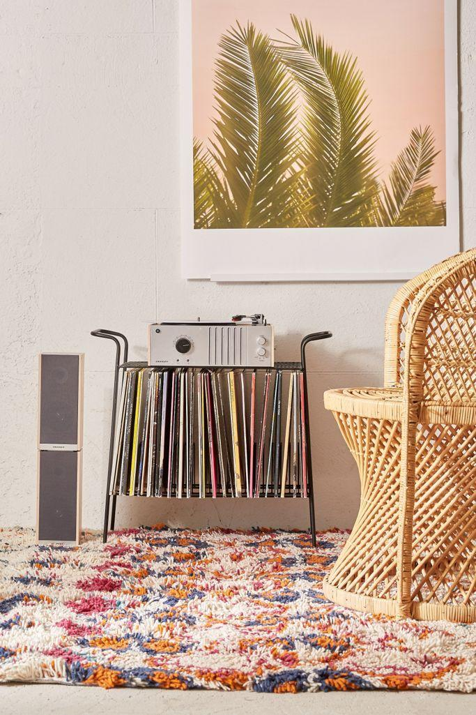 """<h2>Larisa Vinyl Storage</h2><br>For your loved one that always has the best cleaning playlist.<br><br><strong>Urban Outfitters</strong> Larisa Vinyl Storage, $, available at <a href=""""https://go.skimresources.com/?id=30283X879131&url=https%3A%2F%2Fwww.urbanoutfitters.com%2Fshop%2Flarisa-vinyl-storage%3Fcategory%3Dstorage%26color%3D001%26type%3DREGULAR%26size%3DONE%2520SIZE%26quantity%3D1"""" rel=""""nofollow noopener"""" target=""""_blank"""" data-ylk=""""slk:Urban Outfitters"""" class=""""link rapid-noclick-resp"""">Urban Outfitters</a>"""