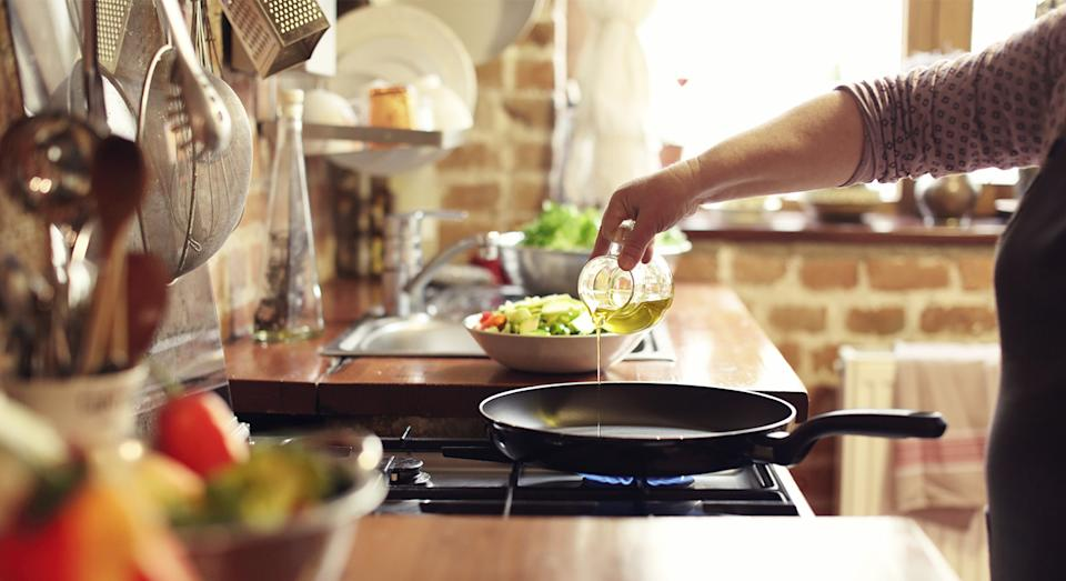 The top-rated frying pan you need to suit all hobs.  (Getty Images)