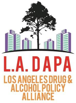 Los Angeles Drug and Alcohol Policy Alliance logo (PRNewsfoto/Los Angeles Drug and Alcohol Po)