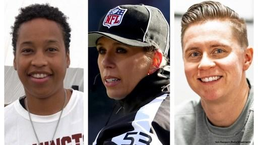 Dartmouth has role in NFL game involving female coaches, official