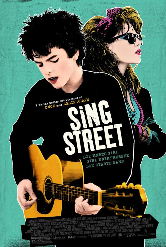 <p>The drama about teen musicians in 1980s Ireland gets a throwback poster perfect for any garage band. (Photo: The Weinstein Company) </p>