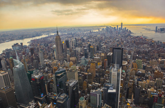 <p>No. 7: New York, United States<br>Cost of a date: $133.60<br>(Wikimedia Commons) </p>