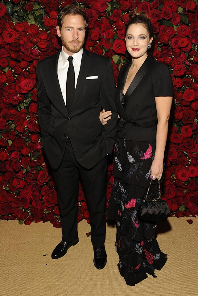 "<a href=""http://movies.yahoo.com/movie/contributor/1800016287"">Drew Barrymore</a> and Will Kopelman attend the Museum of Modern Art's 4th annual film benefit ""A Tribute to Pedro Almodovar"" at the Museum of Modern Art on November 15, 2011 in New York City."
