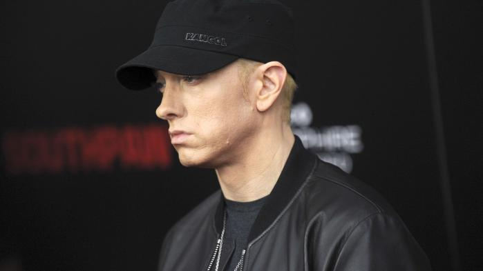 Le puissant freestyle d'Eminem contre Donald Trump