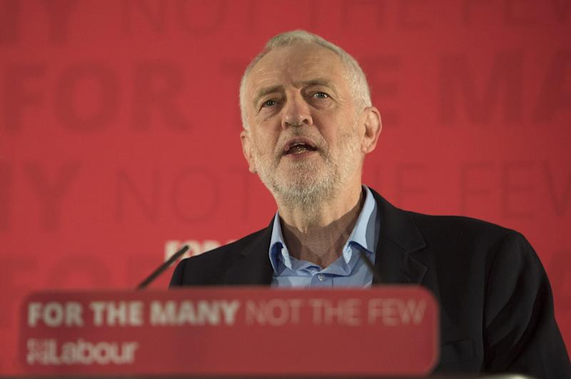 Jeremy Corbyn admitted he needed to 'step up' to win the election: PA