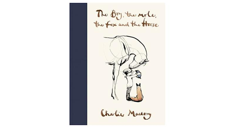 The Boy, The Mole, The Fox and The Horse by Charle Mackesy