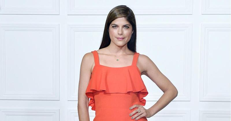"""Selma Blair Wears This Good Luck Charm for """"Protection"""" and """"Comfort"""""""