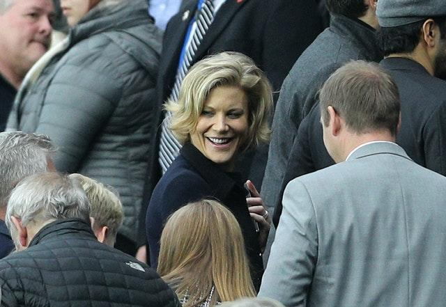Amanda Staveley legal action