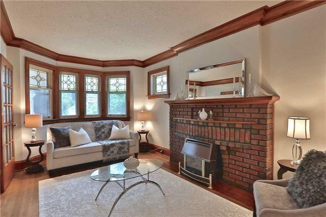 <p><span>37 Mayfield Ave., Toronto, Ont.</span><br> This solid-brick bungalow is located in Toronto's Swansea Village neighbourhood.<br> (Photo: Zoocasa) </p>