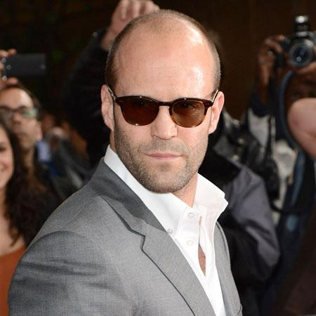 Tasteful star Jason Statham
