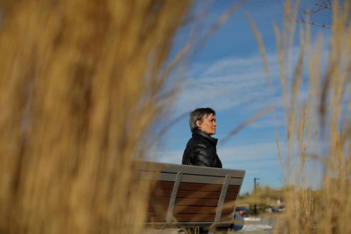 Bandilla who produces Denver's Self-Reliance Expo poses for a portrait in Parker