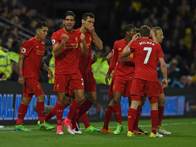 Watford vs Liverpool: Five things we learned as Emre Can's moment of magic secures victory for Jurgen Klopp's Reds