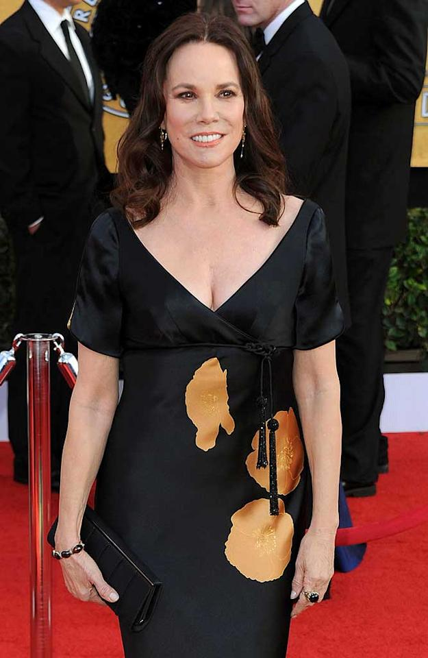 "February 5: Barbara Hershey turns 63 Frazer Harrison/<a href=""http://www.gettyimages.com/"" target=""new"">GettyImages.com</a> - January 30, 2011"