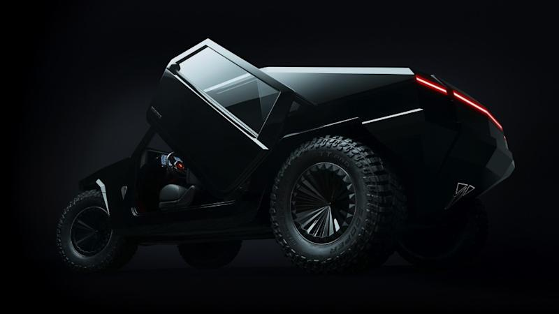 The Insane New $1 Million Ramsmobile SUV Is Bulletproof—and Comes With an Optional Hookah