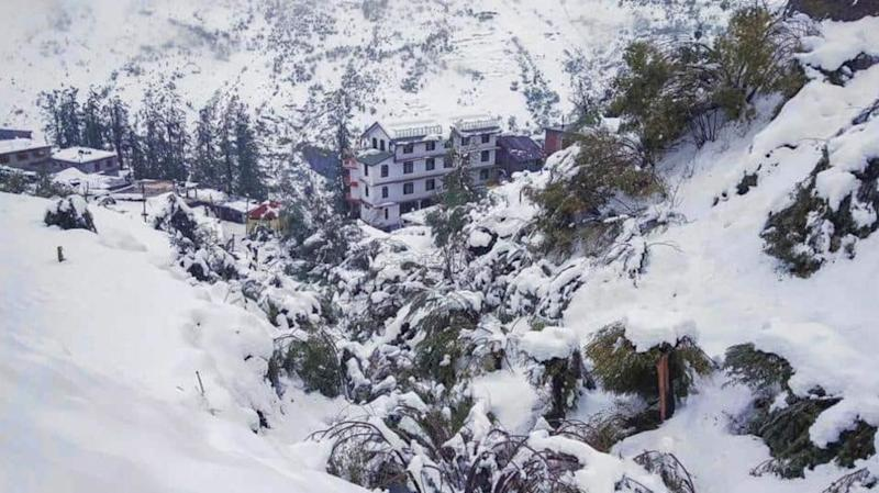 Himachal Pradesh rains: 120 people stranded, 35 IIT students missing