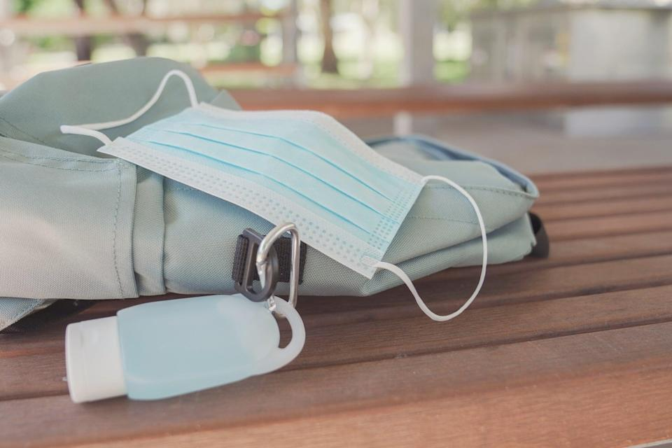 <p>Most children are still not eligible for Covid-19 vaccinations and are required to wear masks at school</p> (Getty Images/iStockphoto)