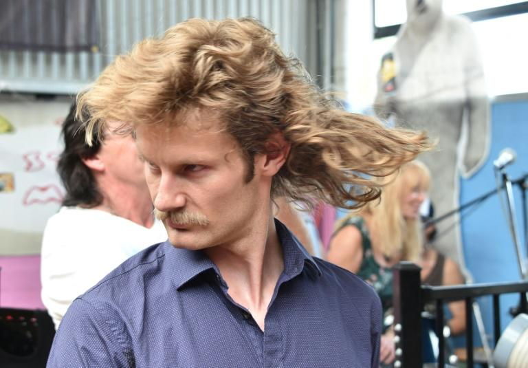 Mullet heads swished their locks and paraded their chops to cheering fans