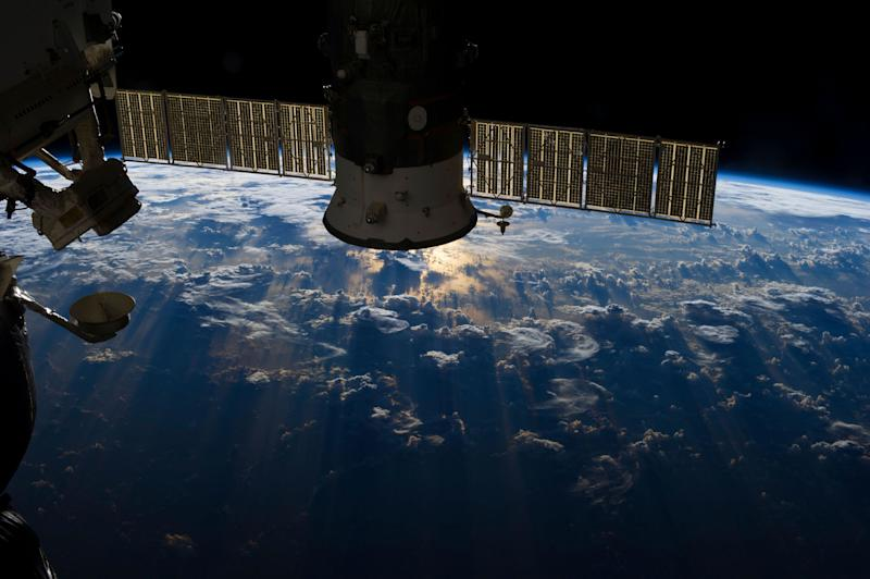 NASA opening space station to visitors, $58 million for round-trip ticket