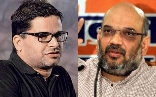 Amit Shah vs Prashant Kishor: Mapping the careers of India's master election strategists