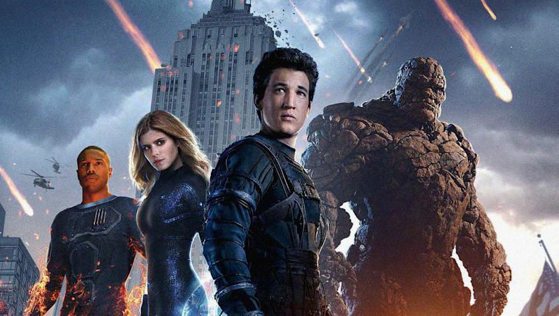 Josh Trank helmed the 'Fantastic Four' reboot in 2015. (Credit: Fox)