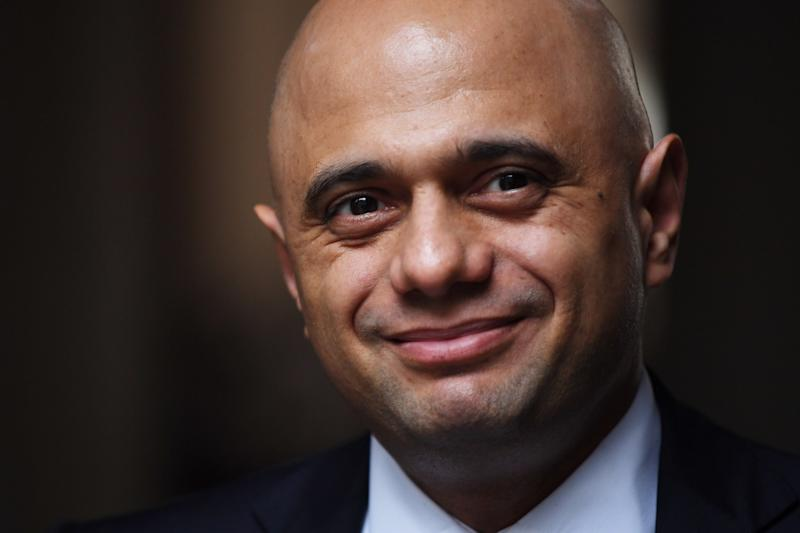 Sajid Javid faces a setback ahead of his first Budget as Government borrowing surged for the first time in five years: Getty Images
