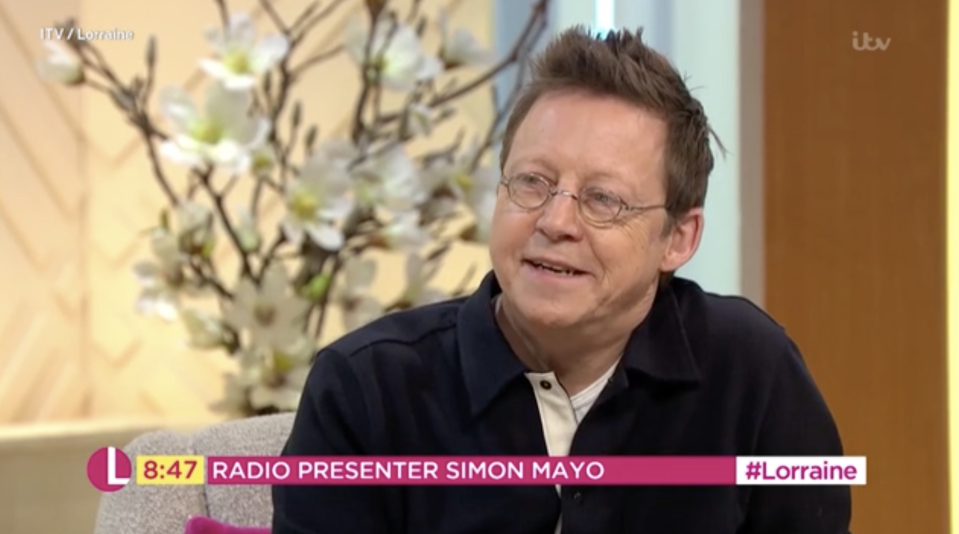 """Simon Mayo said he told the BBC it was a """"mistake"""" to team him up with Jo Whiley"""