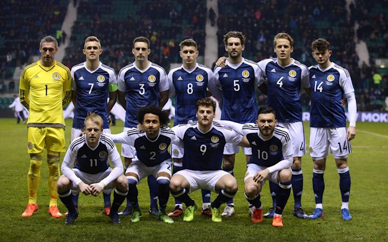 Scotland are running out of games to push towards qualification - PA