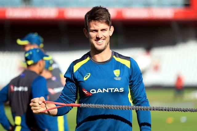 Mitchell Marsh has been recalled by Australia for the final Test (Simon Cooper/PA)