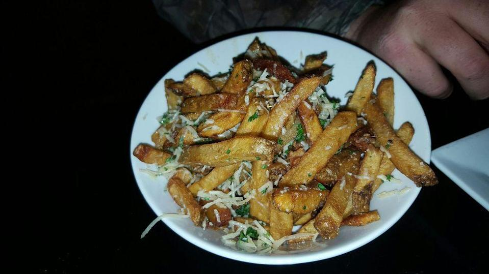 """<p><a href=""""http://www.yelp.com/biz/boxcar-bar-and-grill-santa-fe"""" rel=""""nofollow noopener"""" target=""""_blank"""" data-ylk=""""slk:Boxcar Bar and Grill"""" class=""""link rapid-noclick-resp"""">Boxcar Bar and Grill</a>, Santa Fe</p><p>""""Order the jalapeño poppers! Best we've ever had. Flavorful with the best texture. The alcohol drink sex on the igloo was awesome!"""" - Yelp user <a href=""""https://www.yelp.com/user_details?userid=9CL3xNQkbg_G8KX5AMMfpw"""" rel=""""nofollow noopener"""" target=""""_blank"""" data-ylk=""""slk:Chani C"""" class=""""link rapid-noclick-resp"""">Chani C</a></p>"""