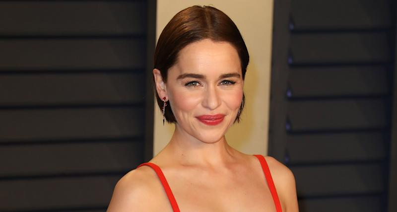 Emilia Clarke. Image via Getty Images.