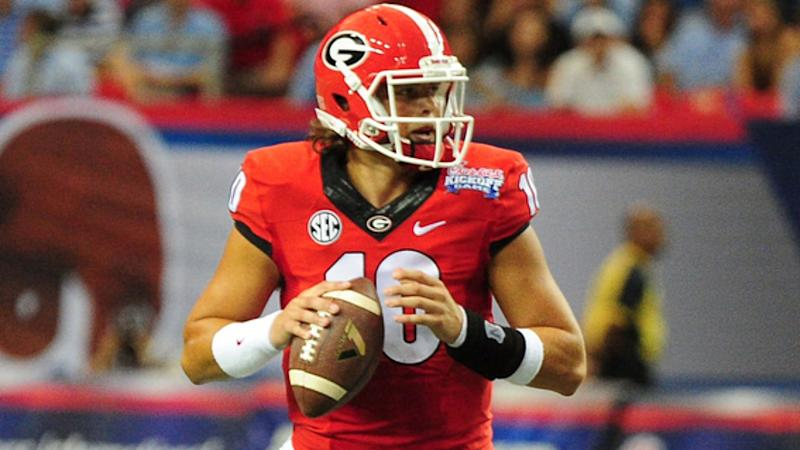 Georgia QB Jacob Eason reportedly transfers to Washington