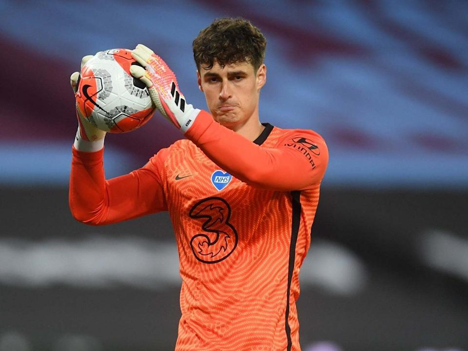 Kepa Arrizabalaga has not convinced since arriving from Athletic Bilbao: EPA