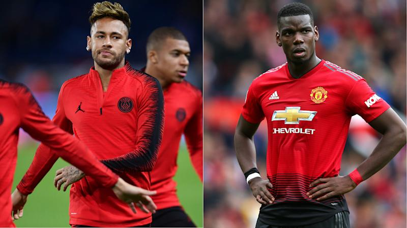 Rumour Has It: Man United reject Neymar-Pogba swap with PSG
