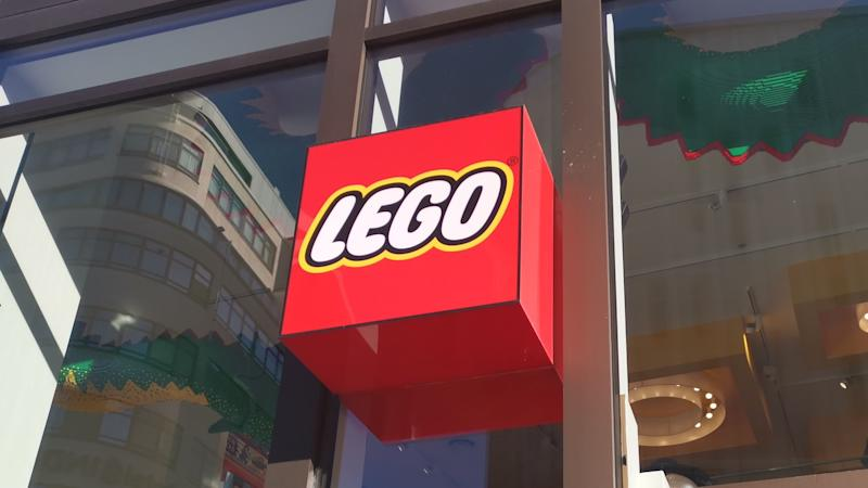 Charity founder reduced to tears after theft of Lego for sick children
