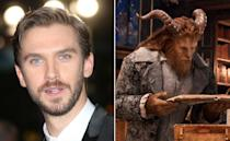 <p>The Downton star monstered up nicely for the live action Disney remake of Beauty and the Beast. </p>
