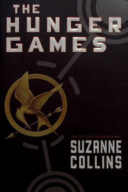"""<p><strong>Suzanne Collins</strong></p><p>amazon.com</p><p><strong>$10.86</strong></p><p><a href=""""https://www.amazon.com/dp/0439023521?tag=syn-yahoo-20&ascsubtag=%5Bartid%7C10055.g.22749180%5Bsrc%7Cyahoo-us"""" rel=""""nofollow noopener"""" target=""""_blank"""" data-ylk=""""slk:Shop Now"""" class=""""link rapid-noclick-resp"""">Shop Now</a></p><p>If your teen missed the sensation before it became a blockbuster, slide this dystopian adventure their way. You'll root for Katniss Everdeen as she fights for her life in Panem's annual Hunger Games in a world that's eerily similar to our own even as it feels foreign. </p>"""