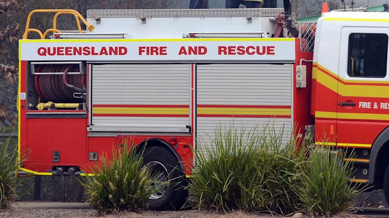 QUEENSLAND FIRE AND RESCUE STOCK