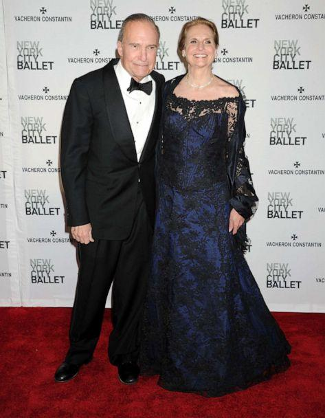 PHOTO: Judith Kudlow and  Larry Kudlow attend the New York City Ballet's Spring 2013 Gala at David H. Koch Theater, Lincoln Center, May 8, 2013, in New York City. (Jennifer Graylock/FilmMagic/Getty Images, FILE)