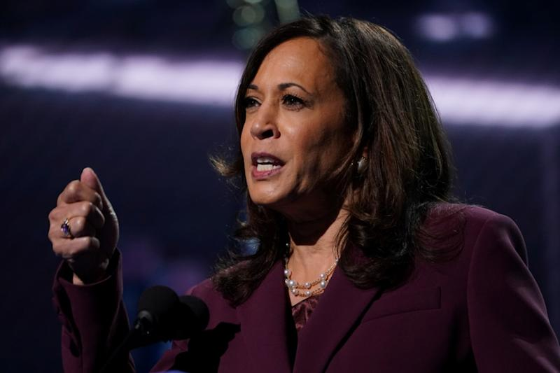 'Won't Take His Word for It': Kamala Harris Says Trump Not Credible on Possible Covid-19 Vaccine