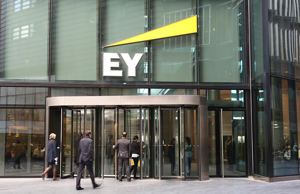 EY's office at More London Place: PA