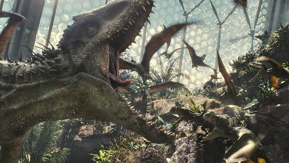 Real-Life 'Jurassic World' Dinos May Be 10 Years Off, Scientist Says