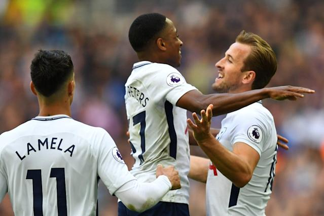 Tottenham 5 Leicester City 4: Spurs seal third with thrilling win in Wembley swansong
