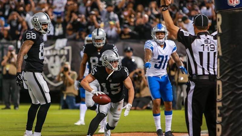 WR Ryan Switzer shipped from Raiders to Steelers