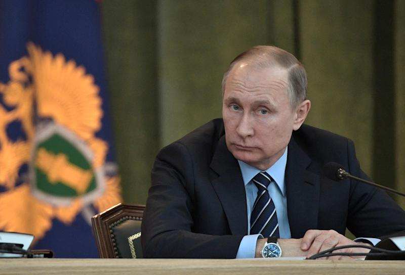 Russia Creates Surveillance Task Force To Monitor Social Media
