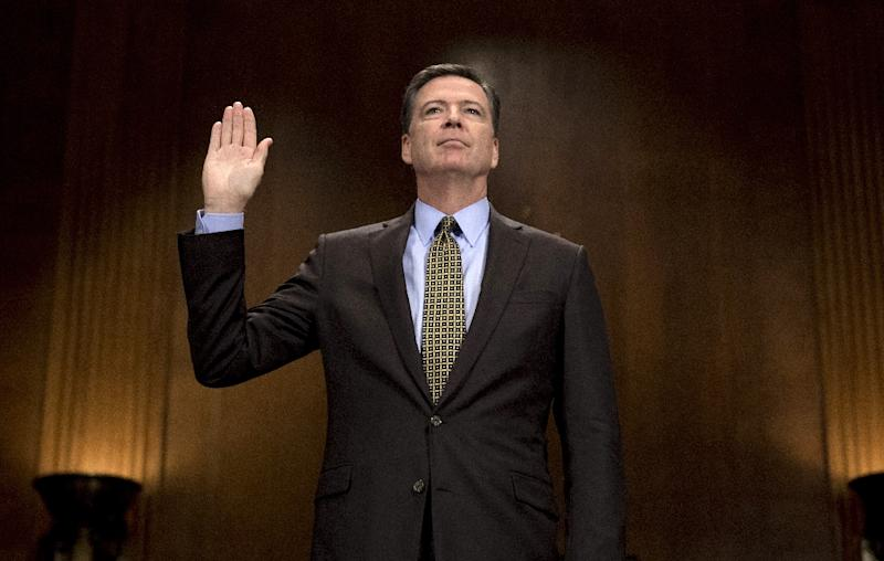 James Comey has agreed to testify in open session before Congress about Russian meddling in the US elections