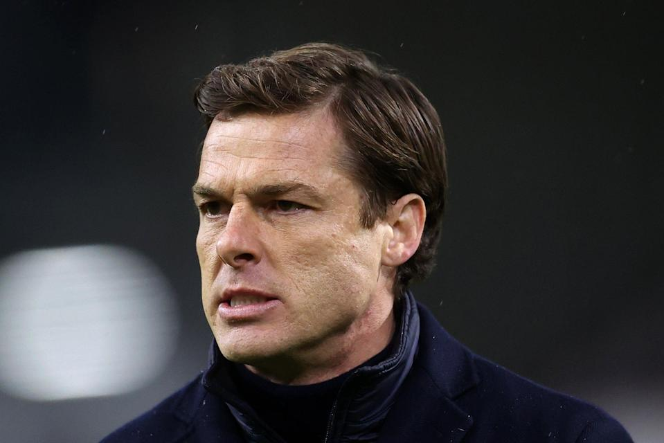 Scott Parker has left Fulham for Championship rivals Bournemouth (Getty Images)