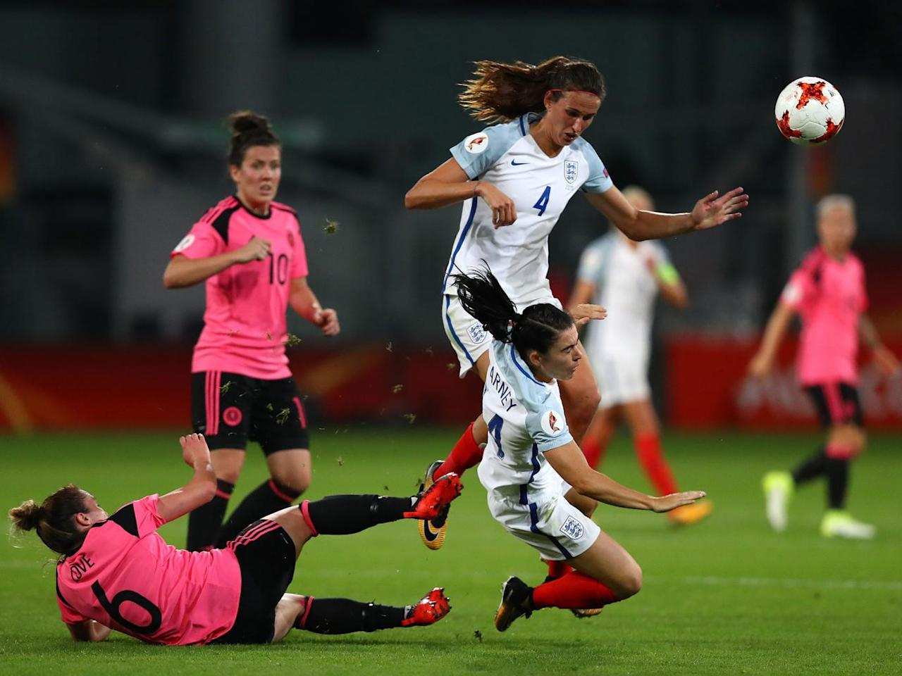 England Women glowing with confidence after Scotland win as Lionesses turn their attention to Spain