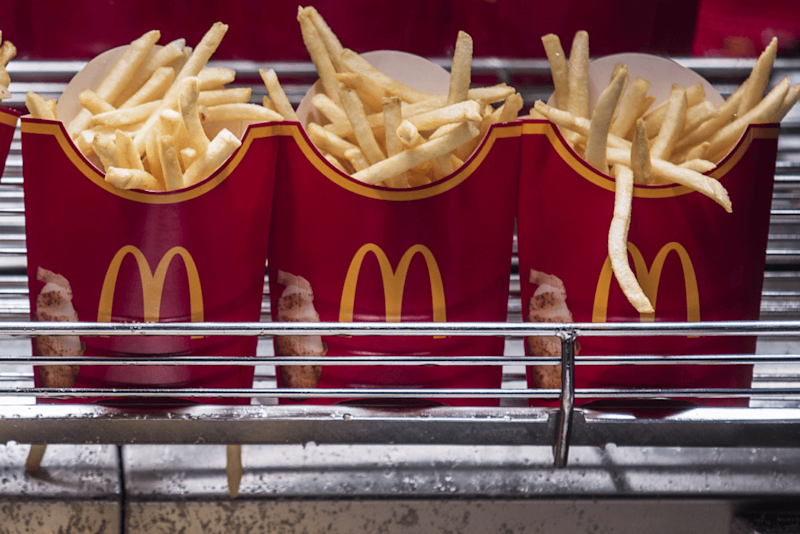 McDonald's Operators Are Worried by the Chain's Huge Delivery Success