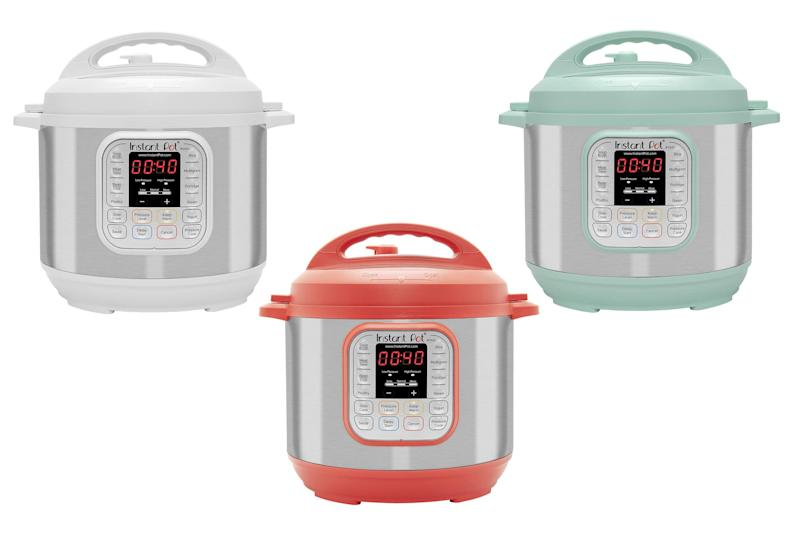 This Colorful Instant Pot Will Make Cooking More Fun — and It's on Major Sale Today