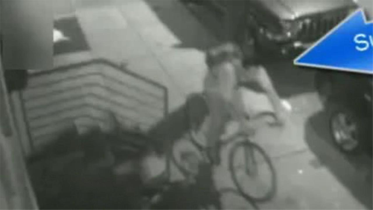 Philadelphia police say the man who has been groping women while riding a bike may have struck again.